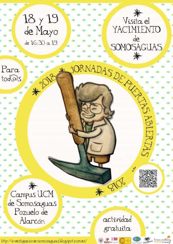 Visita al Yacimiento de Somosaguas - Jornadas de Puertas Abiertas. Actividad gratuita - 4